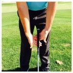 GOLF GRIP FOR DISTANCE