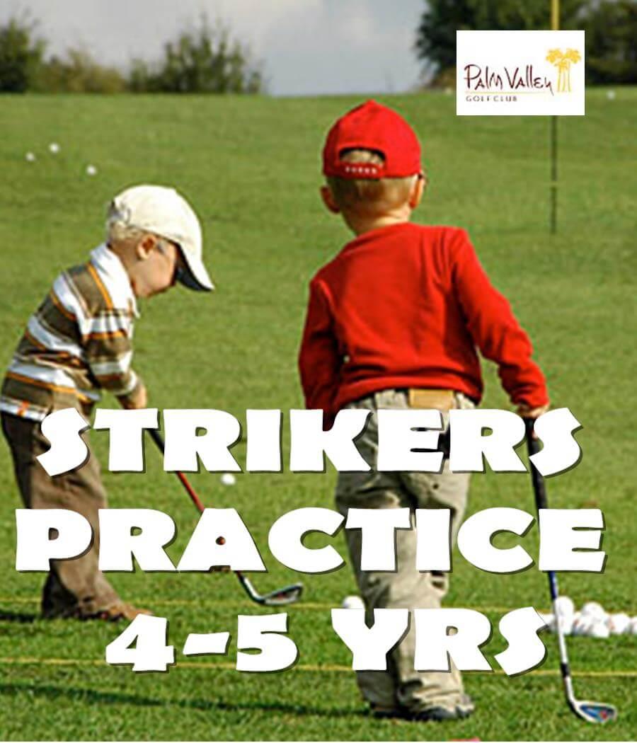 junior golf- ages 4-5 danford golf
